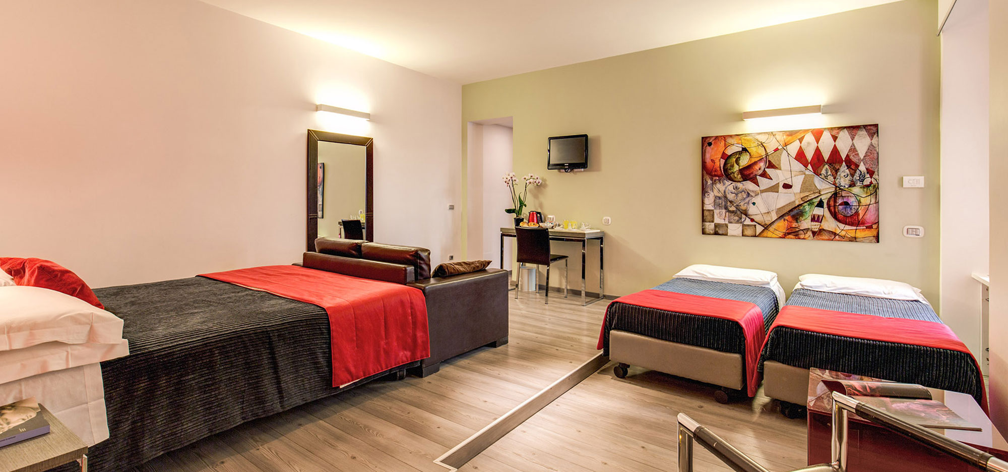Hotel Residenza Borghese Rome